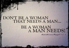 "This quote reminds me of what a strong women once told me while I was student teaching... ""Never be one man away from welfare.""  KJS"