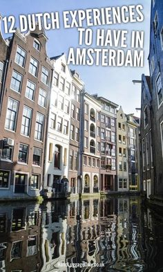 12 Dutch Experiences Every Visitor Should Have In Amsterdam - Hand Luggage Only - Travel, Food & Photography Blog