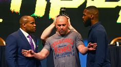 Jones to Cormier: 'Let's not forget me popping your cherry' http://www.bloodyelbow.com/2017/4/30/15494990/ufc-jon-jones-daniel-cormier-pop-cherry-beef-mma-news?utm_content=buffere26b4&utm_medium=social&utm_source=pinterest.com&utm_campaign=buffer