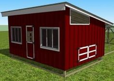 """A scalable design for homestead flocks...  I've been working on a """"workhorse"""" coop and run design to house a large flock of chickens...there are about """"half a blue million"""" designs out..."""