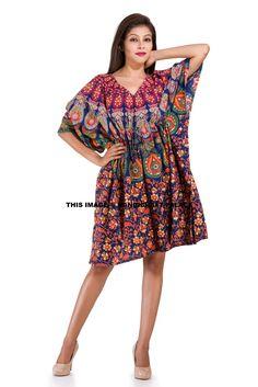 1b110812674 Tamanna Women s Kaftan. Beach Wear DressesHippie DressesSummer DressesDress  BeachBikini Cover UpTunicBeachwearGownsDress Night