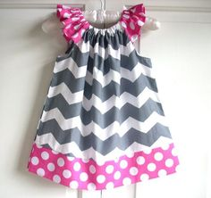 pillowcase dress for infant | Baby clothes baby girl kids childrens clothes pillowcase dress girls ...