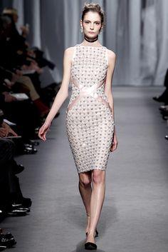 Chanel Spring 2011 Couture Fashion Show - Suzie Bird