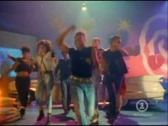 """""""Shake Your Love"""" by Debbie Gibson - reaching number four, this was a fun little pop song with a catchy tune; she may not have been able to shake the love but she sure could shake some other things - 80s dancing at its finest"""