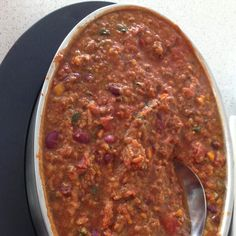 Recipe Chilli Con Carne by arwen.thermomix - Recipe of category Main dishes - meat Cacao Beans, Meat Recipes, Recipies, Arwen, Bellini, Main Meals, Main Dishes, Beef, Cooking