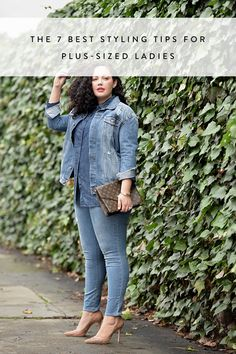 47cb37a3cb81 The 7 Best Styling Tips for Plus-Sized Ladies