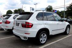 BMW X5 Alpine White
