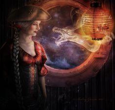 The Dragon's Ire by SilentPlea.deviantart.com