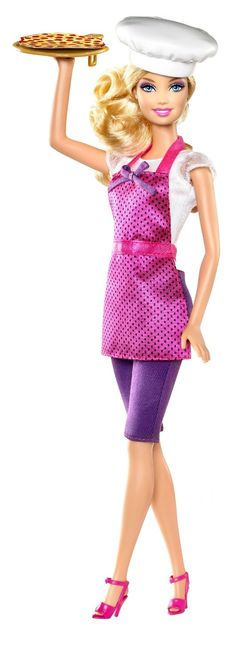 Barbie I Can Be... Pizza Chef Doll