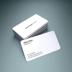 Rounded corner business card mockup mockup business cards and rounded corner business card mockup reheart Choice Image
