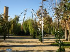 Parc Central de Poble Nou by Oh-Barcelona.com, via Flickr