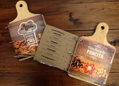 3103 20 Restaurant Menu Designs that are Inspiring as well as Effective