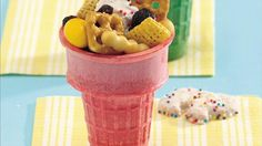 All-American Snack Mix | Recipe | Snack Mixes, Snacks and Fruit Snacks