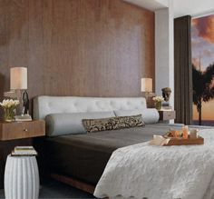 Contemporary Intracoastal contemporary bedroom