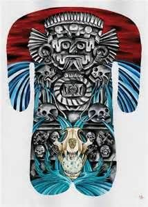 Latino Art Collection Tattoovorlagen Buch