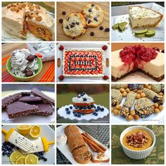 Gourmet Girl Cooks: 12 Desserts to Help Satisfy Your Sweet Tooth - Low Carb & Gluten Free