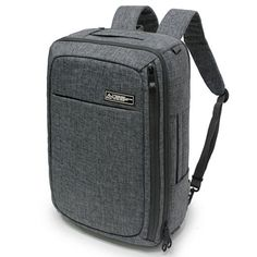 3 Way Laptop Bag Mens Backpack for College Toppu 492 - Don't care that it's marketed for guys; I still like this style for a backpack that could work in a more professional setting.