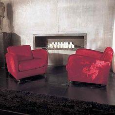 Anna Casa Interiors - Charmine Longe Armchair by Baxter