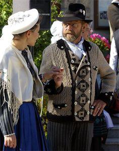 Costumes de Savoie