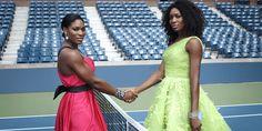 Serena & Venus Williams: Fashion Match  - HarpersBAZAAR.com