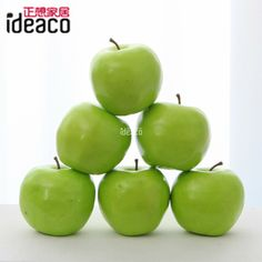 Was going to feel heavier high imitation fruit apple fruit plate home decor furnishings Decoration simulation Furnishings - eBoxTao, English TaoBao Agent, Purchase Agent. покупка агент