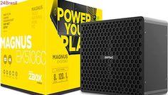 ZOTAC anuncia ZBOX MAGNUS EK e ER, séries de PC gamer compactos