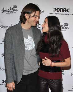 Pin for Later: The Most Shocking Celebrity Breakups Ever Demi Moore and Ashton Kutcher