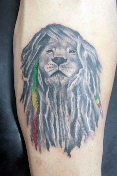 rasta tattoo - Recherche Google