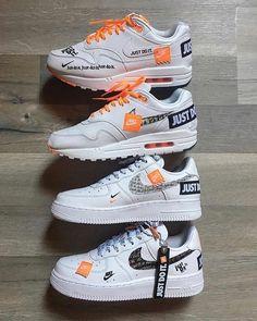 Choosing the Best Golf Shoes for Women Jordan Shoes Girls, Girls Shoes, Shoes Women, Basket Style, Best Golf Shoes, Sneakers Fashion, Sneakers Nike, Sneaker Store, Nike Shoes Air Force
