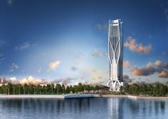 One Thousand Museum - designed by famed Zaha Hadid Architects. Will be Miami's most important luxury high-rise. Please contact me for a presentation.