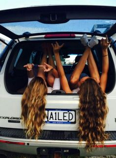 Road trip with your best friend