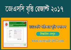 Jsc Scholarship Result Dhaka Board Published Pdf Now