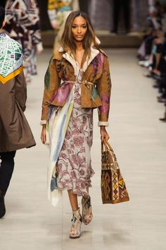 Pin for Later: Get in the Trenches With Burberry's British Invasion Burberry Prorsum Fall 2014