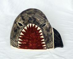 plate shark for my son Wituś :)