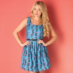 Yumi Womens Print Dress |discount yumi | Get the Label Day Dresses, Short Dresses, Summer Dresses, Designer Evening Dresses, Going Out Dresses, Work Wear, Label, Stuff To Buy, Collection