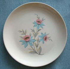Stubenville Pottery Co, Fairlane pattern
