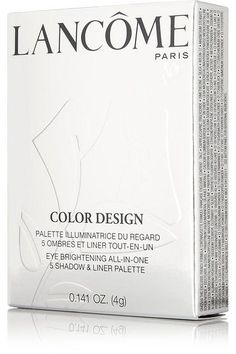 Lancôme - Color Design Palette - Olive Soleil 603 - Sage green - one size