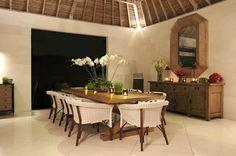 Villa Adasa Dining Area | Seminyak, Bali
