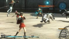 Final Fantasy Type-0 HD available to pre-order and pre-download on Xbox One