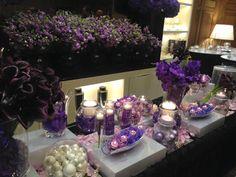 magnifique les accessoires clearly creative by partylite décorés avec de fleurs superbe ! Imaginez votre déco de table !! htpps://sylvieriffaud.partylite.fr