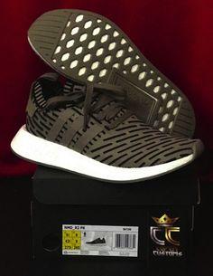 Adidas w nmd r1 runner scamosciato w Adidas bordeaux / bordeaux / solid grey s75231 scarpe 03f88c