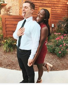Image in bwwm/wmbw interracial couple collection by Jocelyn Interracial Family, Interracial Dating Sites, Interracial Marriage, Black Woman White Man, Black Love, Beaux Couples, Cute Couples, Couple Goals Tumblr, Black And White Dating