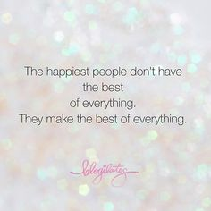 So. Much. Truth. Create your own happiness guys.  Comment with an emoji that makes you happy!