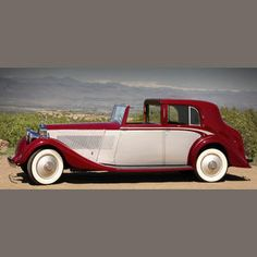 The ex-Lady Astor,1935 Rolls-Royce Phantom II Sedanca de Ville  Chassis no. 58UK Engine no. RX35