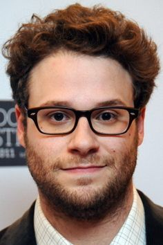 Seth Rogen picked some raspberrries for you.   23 Pictures That Prove Glasses Make Guys Stupidly Hot
