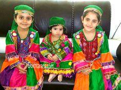 #afghan #national #dress #afghan #girl