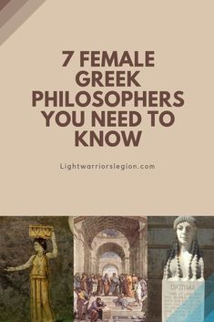 The history of women in philosophy is longer than you might suppose. They were present in most of the schools of Greek philosophy and with their influence contribute to the development of the Greek philosophy throughout antiquity. Philosophy and wisdom School Of Philosophy, Philosophy Major, History Of Philosophy, Philosophy Books, Philosophy Of Education Quotes, History Education, Education Humor, Philosophical Quotes, Psychology Books