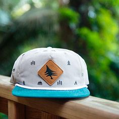 Lots of new caps in stock for the holidays. Our Legend Hat features cotton twill fabric with an allover print and adjustable snap back. Available at premium retailers and http://www.hippytree.com/shop/hats/legend-hat.html. #surfandstone