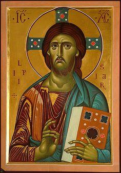 Laboratorio San Michele - Galleria - Icone di Gesù Cristo Eleimon