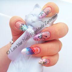 Mijn eigen nagels voor Alpe d'Huzes